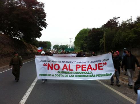 Vecinos y concejales de Nacimiento, Negrete y Renaico se manifestaron a la altura del puente Coihue para exigir que la Ruta de Nahuelbuta se construya con fondos estatales y no […]