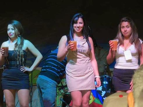 Como en años anteriores cada verano la ciudad de Angol se ve invadido por los mejores productores cerveceros artesanales de Chile.