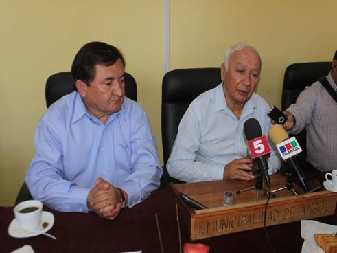 Sin embargo, alcalde Obdulio Valdebenito y diputado Mario Venegas, enviaron misiva a presidente del Consejo Nacional de Televisión, para manifestar su molestia por esta decisión que no fue comunicada oportunamente.