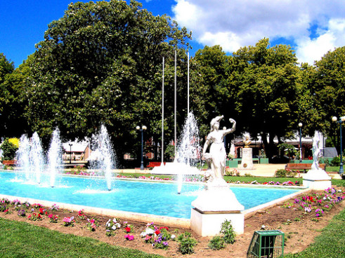 Plaza de Armas 7 Fundaciones de Angol