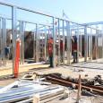 El proyecto que se emplaza en el terreno donde anteriormente se ubicaba la sede social de la villa Santa Mónica, beneficiará a las familias de 19 sectores de la comuna.