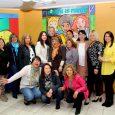 El alcalde Enrique Neira Neira acudió al acto de certificación como una muestra de su apoyo al impulso de programas sociales que además incentivan el emprendimiento en la comuna