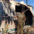 Dos hombres fueron declarados culpables delincendio que, en diciembre de 2017, afectó un containerque estaba en un predio forestal de laForestal Mininco, en la comuna de Victoria.