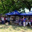 Las personas mayores beneficiarias del Programa Condominio Viviendas Tuteladas mostraron ante la comunidad las actividades que han realizado a lo largo del año 2018
