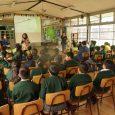 La Oficina de Medio Ambiente con el respaldo del alcalde Enrique Neira, está ofreciendo en escuelas y jardines infantiles, información de valor en torno al reciclaje
