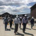 El alcalde Enrique Neira junto a un equipo del Serviu encabezado por el director regional Sergio Merino Perelló, inspeccionaron las obras del comité Chile Joven y del complejo de Cumbres […]