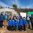 Iniciativa fue posible gracias a la alianza con Conaf y la Unidad del Medio Ambiente de la Ilustre Municipalidad de Victoria.