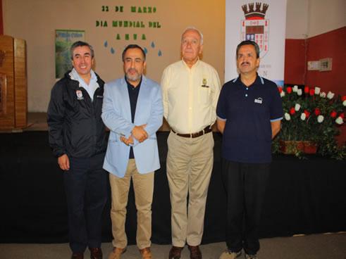 Compromiso, entre las vecinas comunas y el organismo sanitario, se firmó en auditórium de municipio purenino.