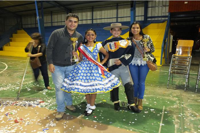 Campeonato realizado en la comuna de Longavi, 7ma Región del Maule, se realizó desde el 2 al 5 de Abril el octavo Campeonato Nacional de Cueca categoría «Infantes de Chile».