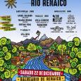La celebración se realizará este sábado22 de diciembre frente al río Renaico.