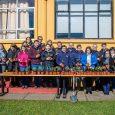 La entrega se dio en el marco del convenio de colaboración entre la empresa y la Casa de Estudios Superiores de Malleco.
