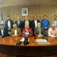Estuvieron presentes los alcaldes de Curacautín, Victoria, Traiguén, Purén, Los Sauces, Angol, Collipulli y Ercilla, además de los representantes de los alcaldes de Renaico y Lonquimay.