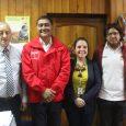 El titular de la cartera regional de medioambiente visitó al alcalde Neira este lunes y sostuvieron una reunión de coordinación de cara a optimizar los esfuerzos en pro del medioambiente