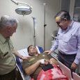 El gobernador de Malleco, Víctor Manoli, junto al general jefe de la Zona de Control de Orden Público, Marcelo Araya, visitaron al uniformado quien se encuentra internado en el Hospital […]